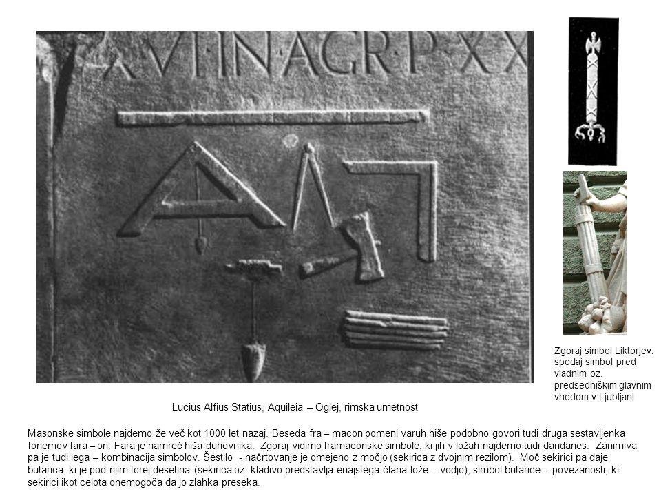 Lucius Alfius Statius, Aquileia – Oglej, rimska umetnost