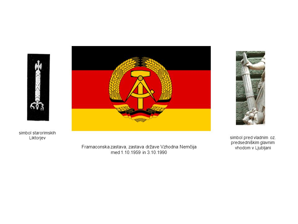 simbol starorimskih Liktorjev