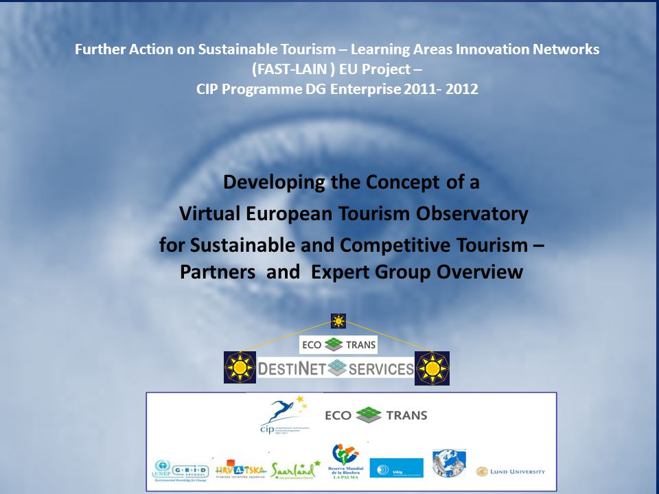 Developing the Concept of a Virtual European Tourism Observatory