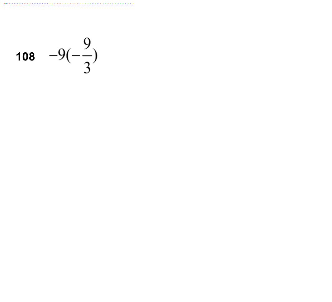 108 Answer: 27