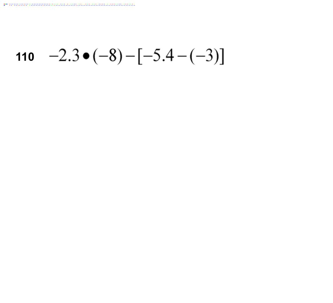 110 Answer: 20.8