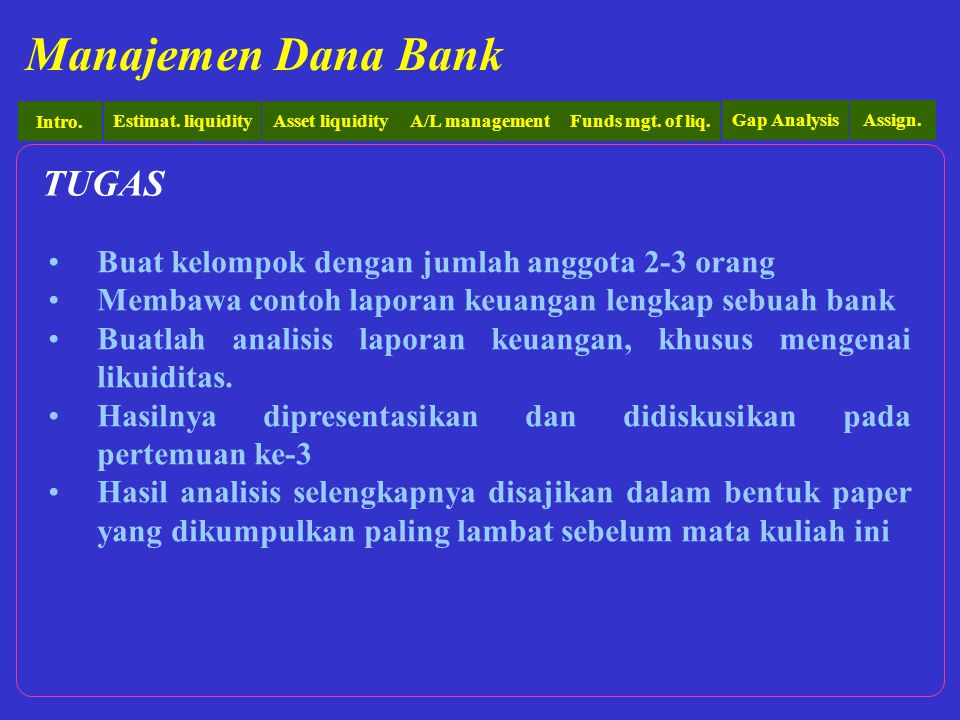 BANK as Financial Intermediary - ppt download