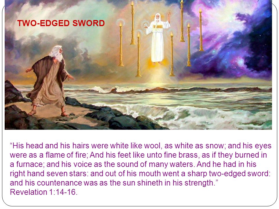 TWO-EDGED SWORD