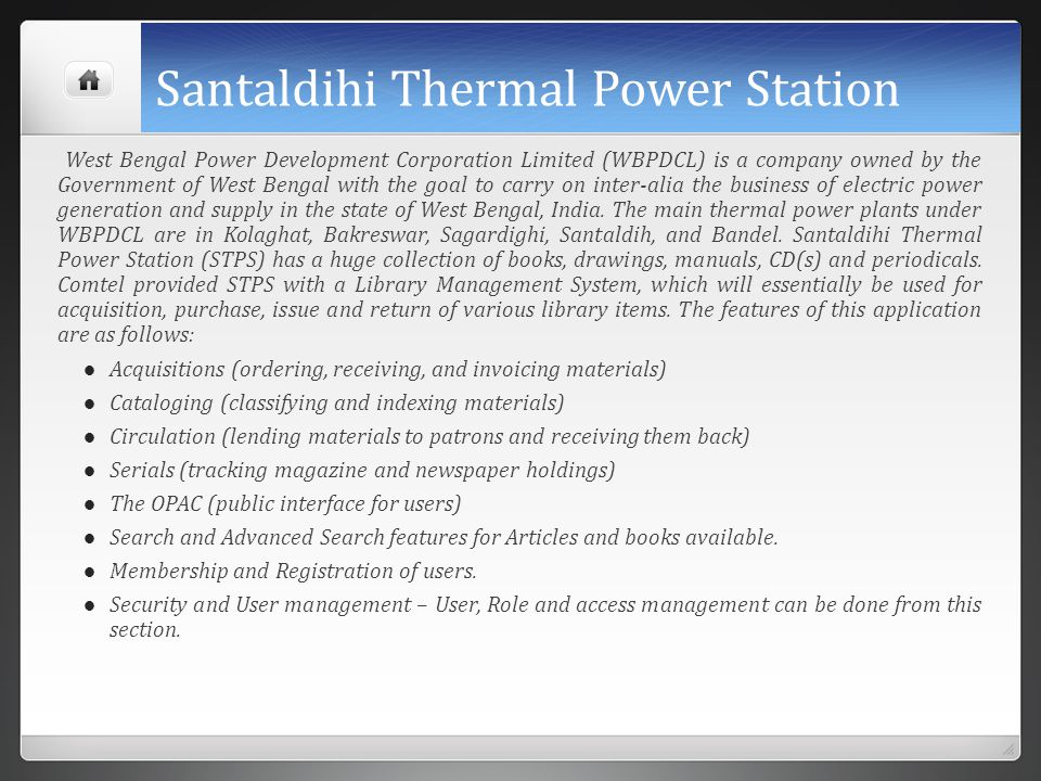 Santaldihi Thermal Power Station