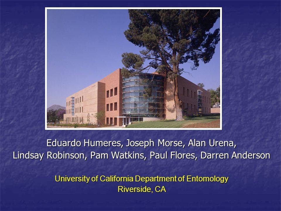 Eduardo Humeres, Joseph Morse, Alan Urena,