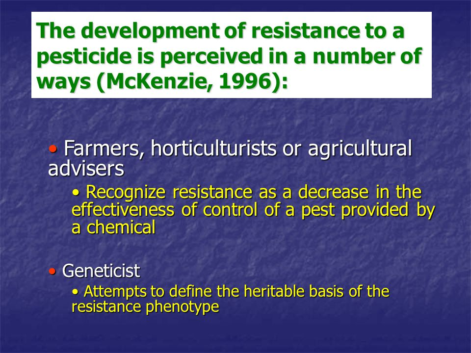 Farmers, horticulturists or agricultural advisers
