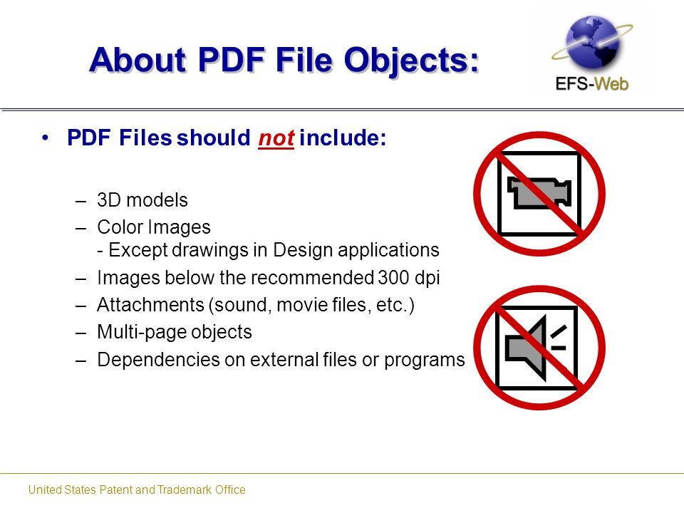 About PDF File Objects: