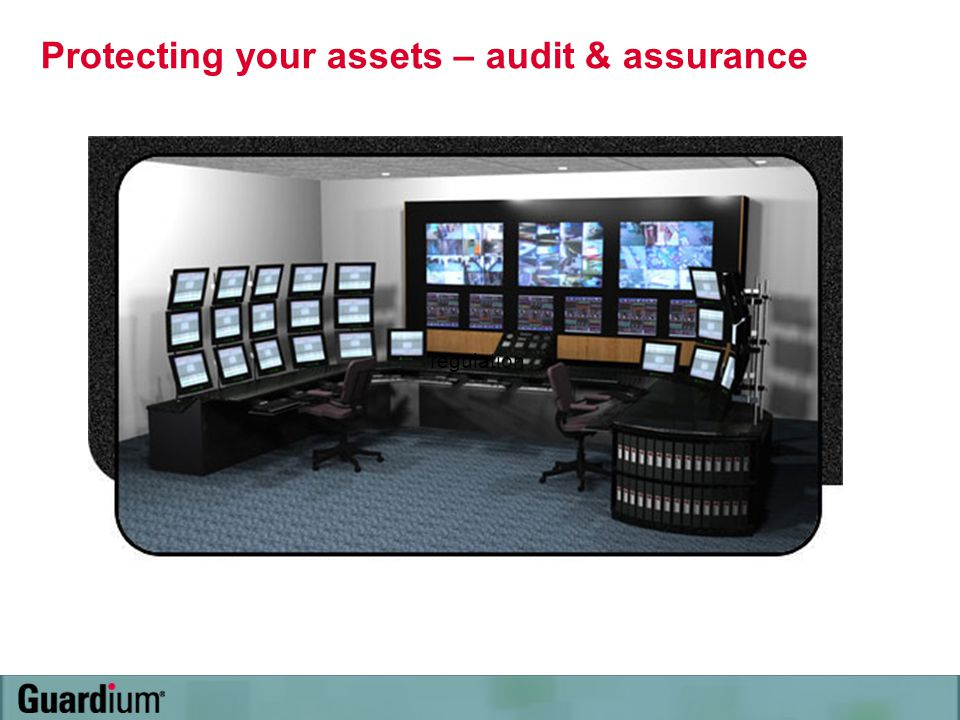 Protecting your assets – audit & assurance