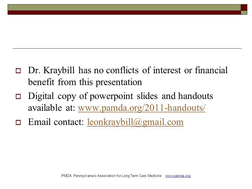 Email contact: leonkraybill@gmail.com
