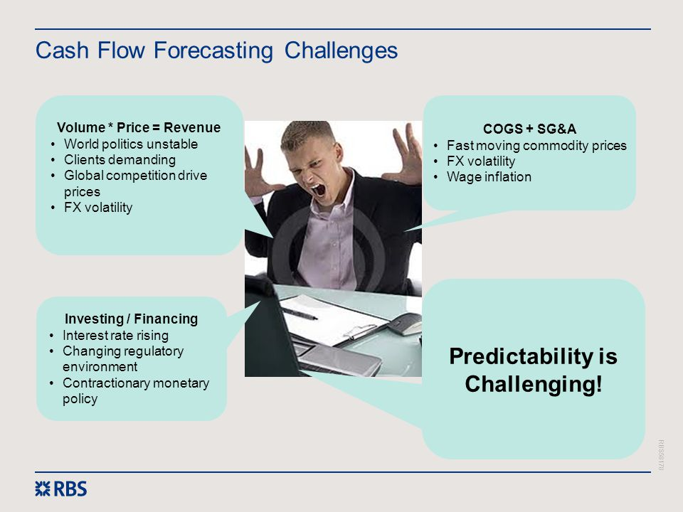 Cash Flow Forecasting Challenges