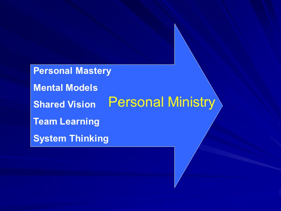 personal vision of ministry Home » personal mission statements a personal mission statement provides clarity and gives you a sense of his ministry website gives focus on his mission.