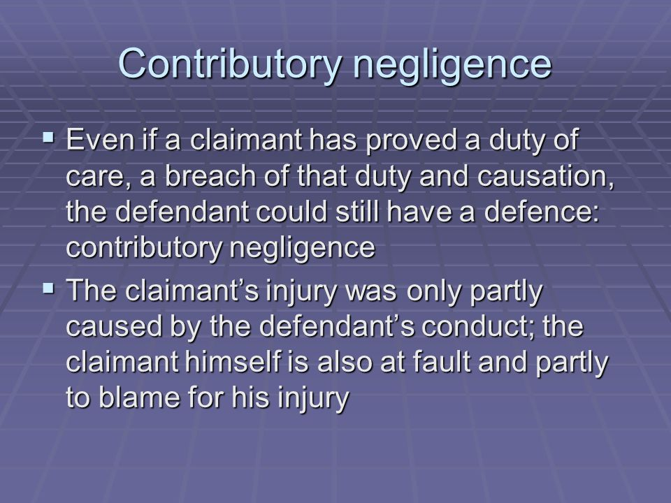 "an analysis of the contributory negligence defence Appeals (""ica"") resulted in a summary disposition order affirming the trial  of  contributory negligence led to the passage of our modified comparative   whether, as a matter of law, the known or obvious danger defense."