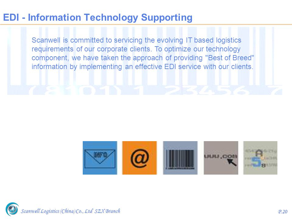EDI - Information Technology Supporting