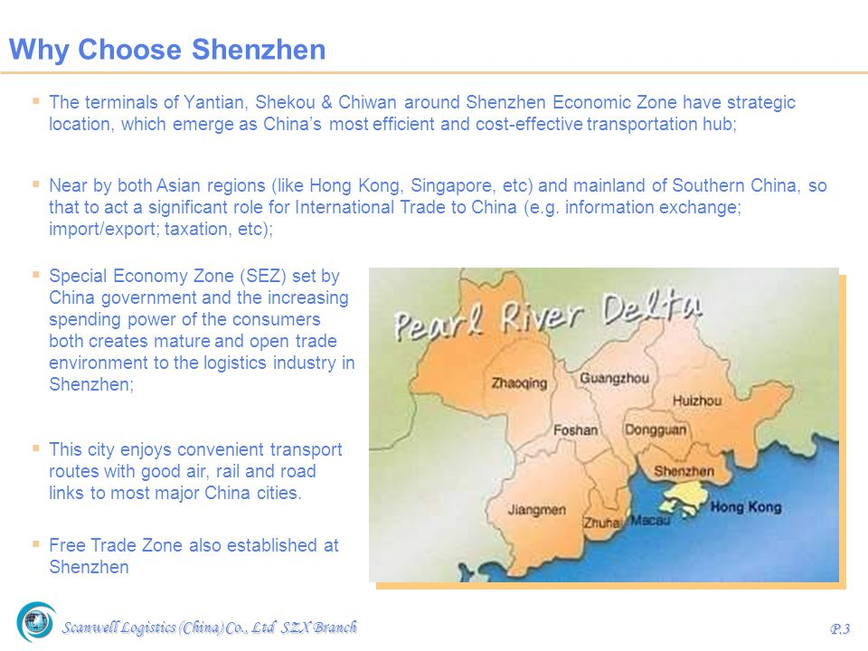 Why Choose Shenzhen