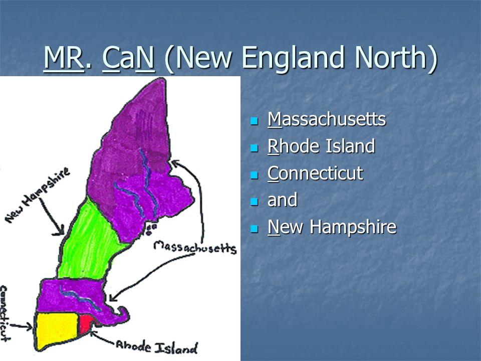 MR. CaN (New England North)