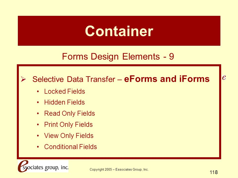 Container Forms Design Elements - 9