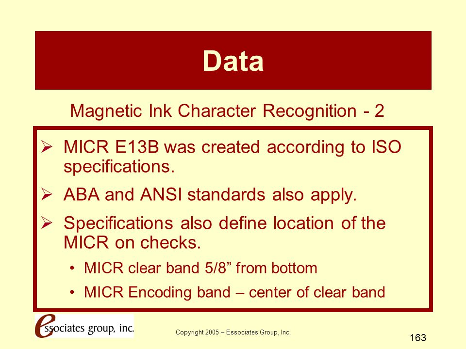 Data Magnetic Ink Character Recognition - 2