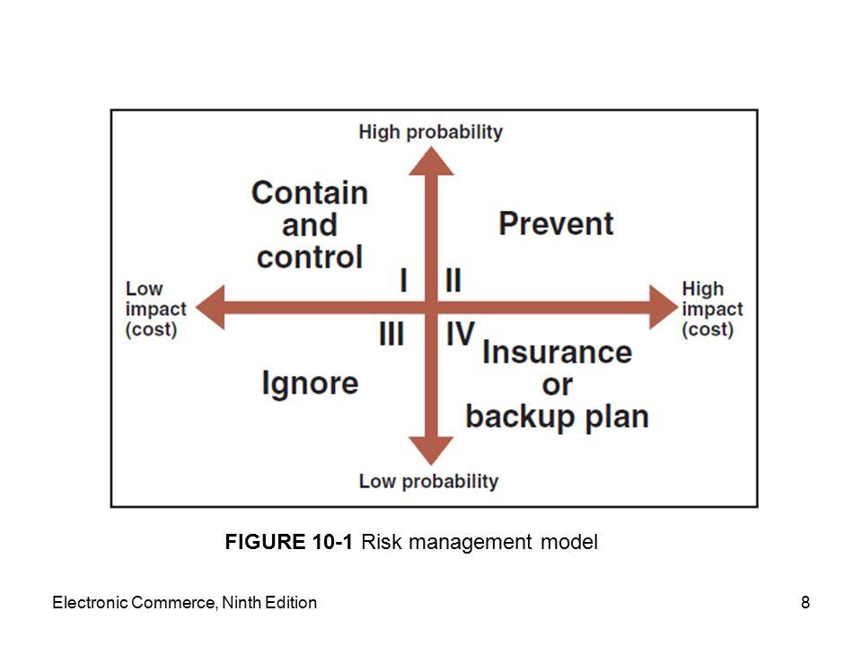FIGURE 10-1 Risk management model