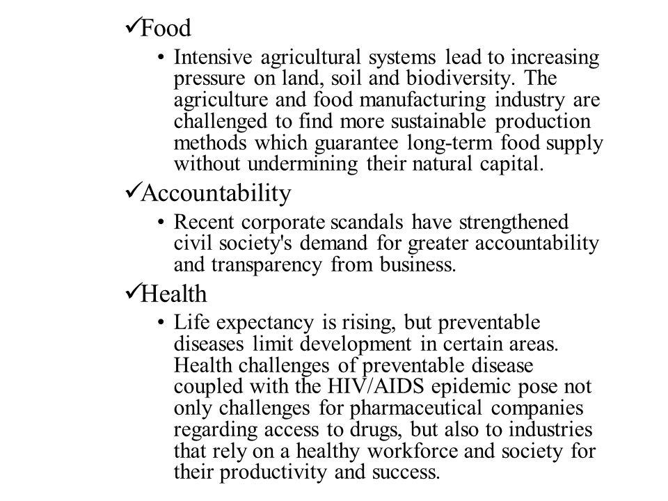 Food Accountability Health