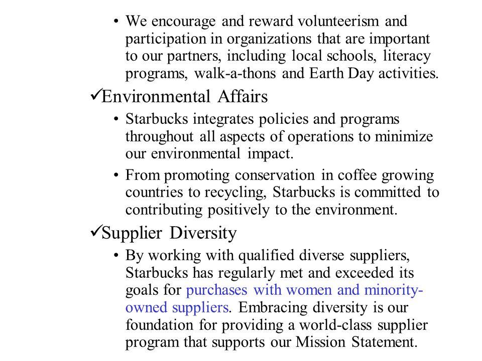 Environmental Affairs