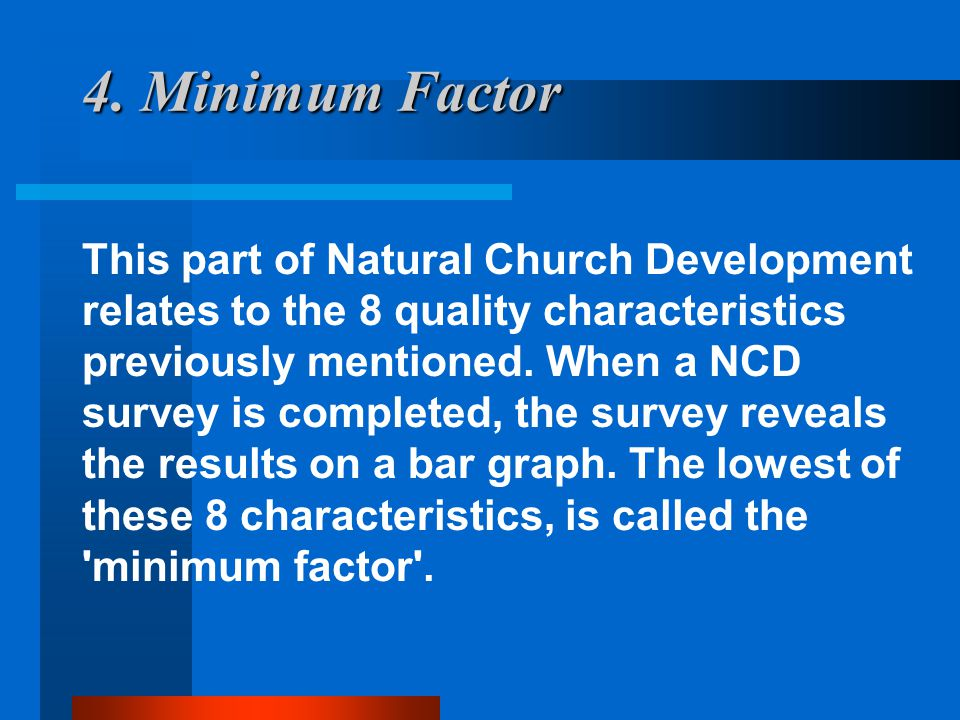 4. Minimum Factor