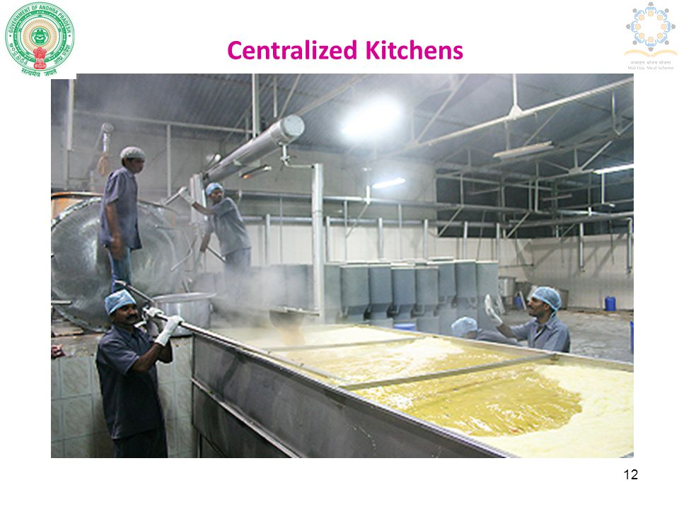 Centralized Kitchens 12