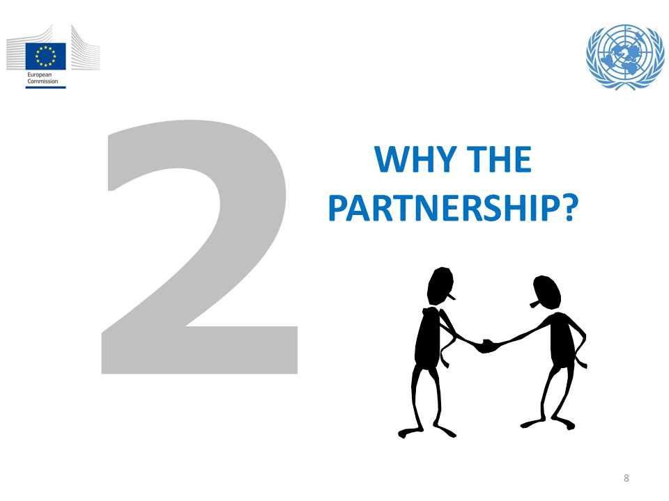 2 WHY THE PARTNERSHIP