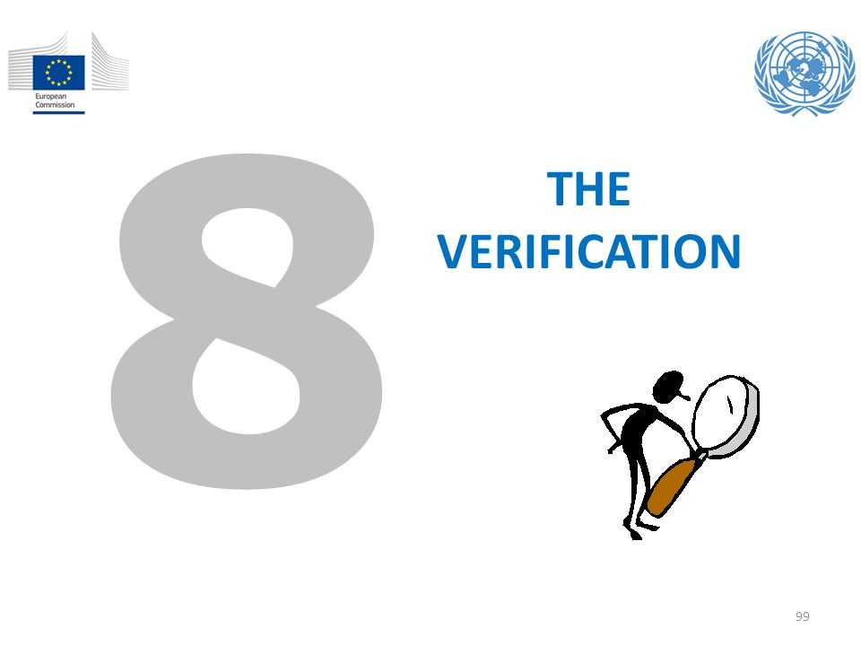 THE VERIFICATION 8