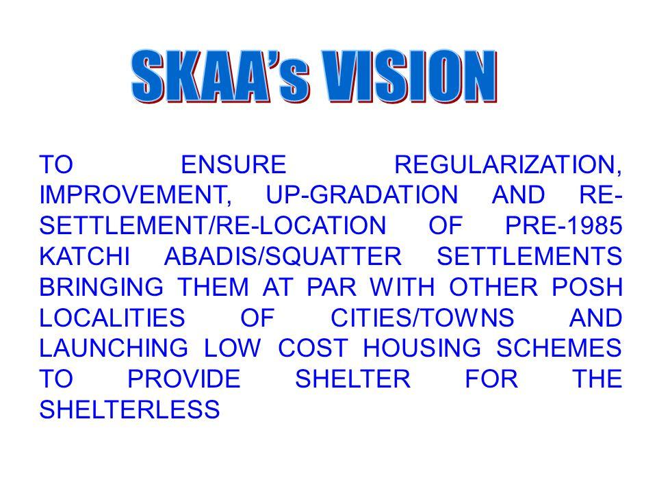 SKAA's VISION
