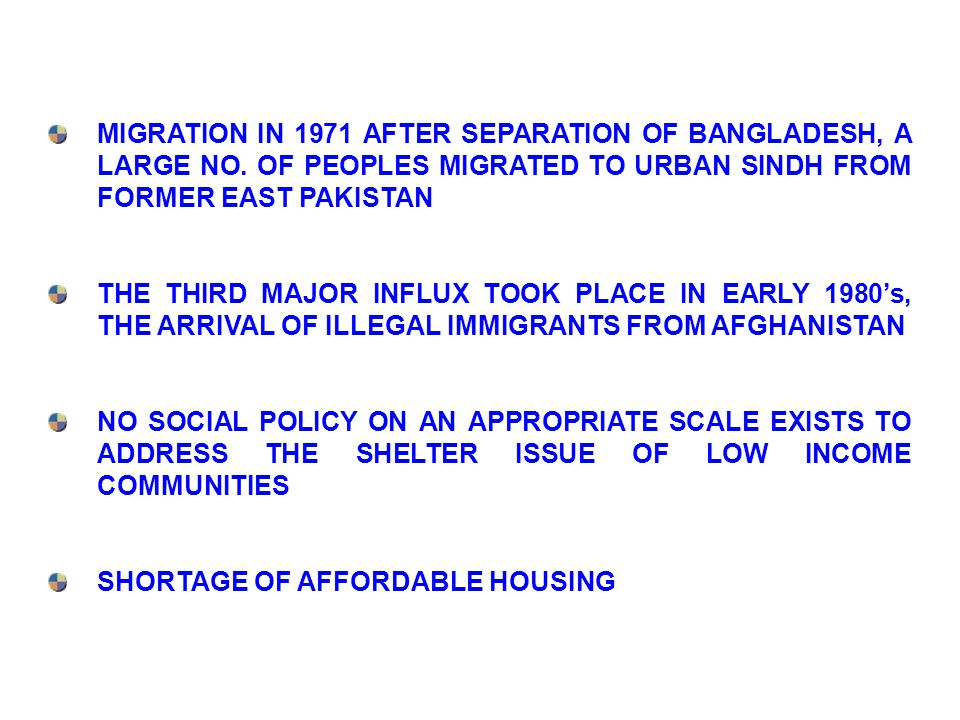 MIGRATION IN 1971 AFTER SEPARATION OF BANGLADESH, A LARGE NO