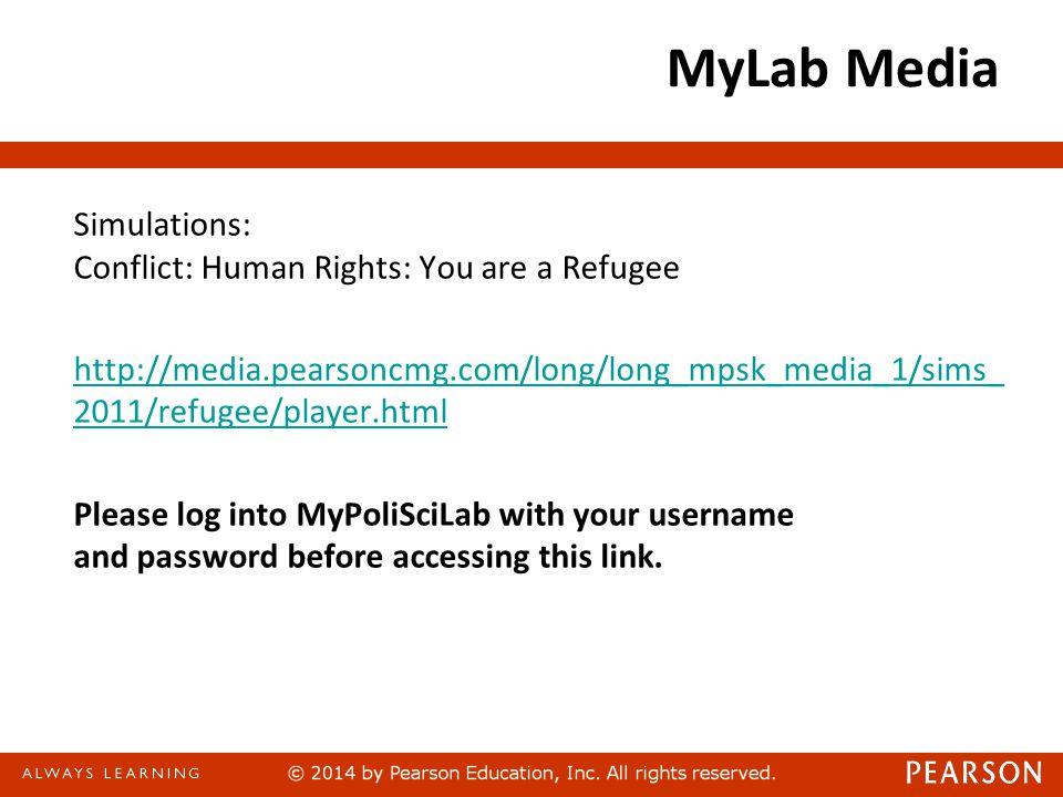 MyLab Media