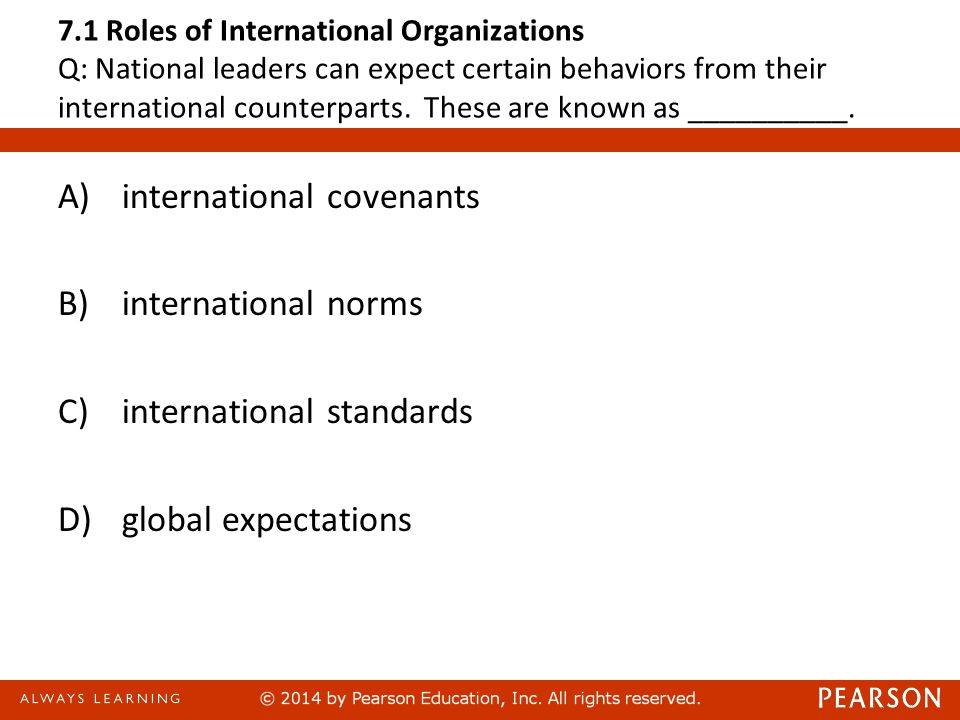 international covenants international norms international standards
