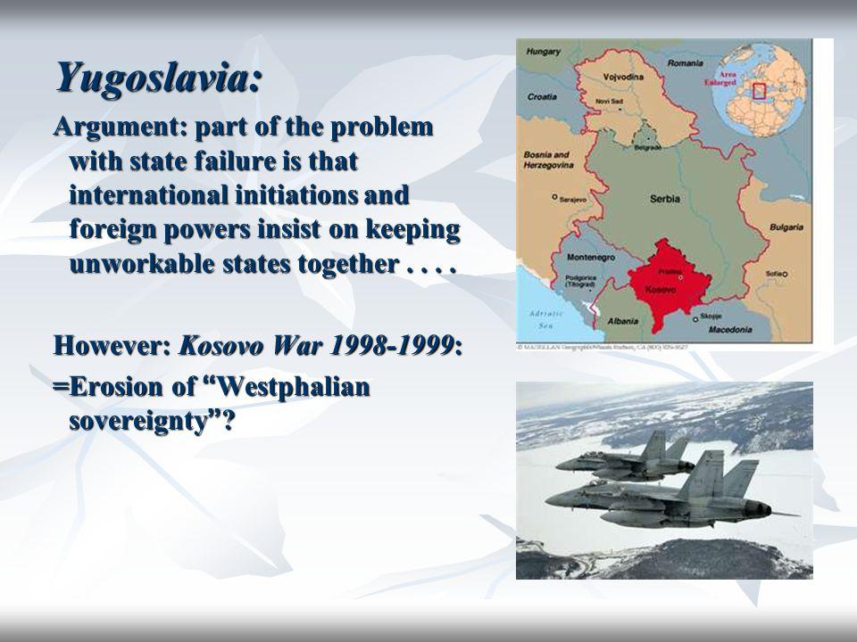 Yugoslavia: