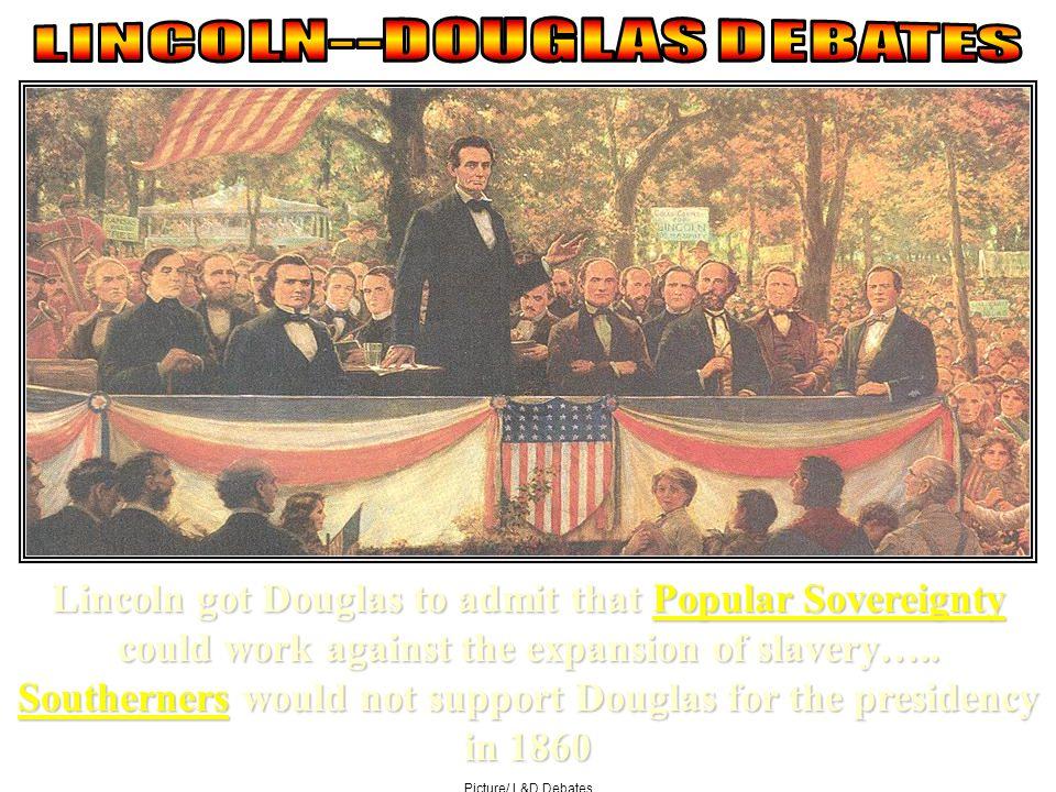 LINCOLN--DOUGLAS DEBATES