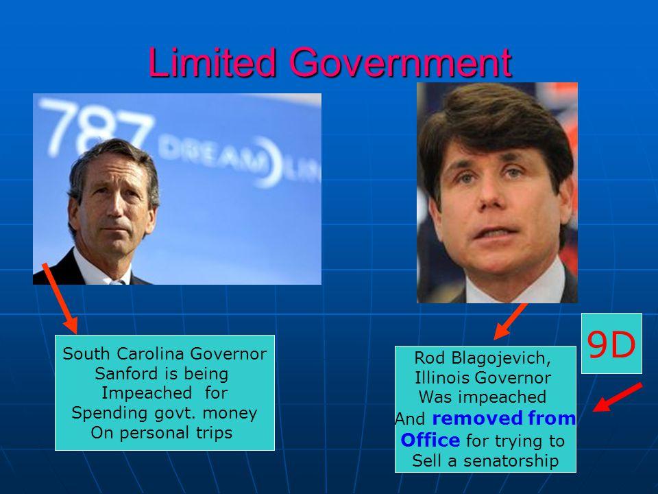 South Carolina Governor