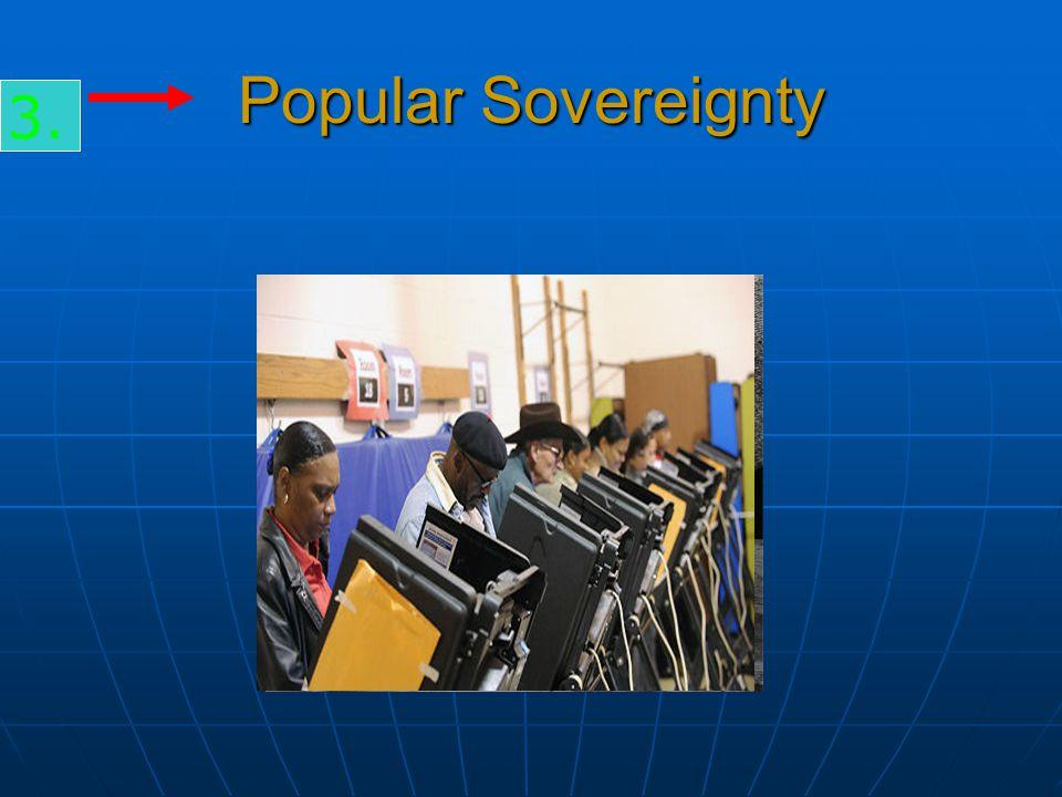 Popular Sovereignty 3.