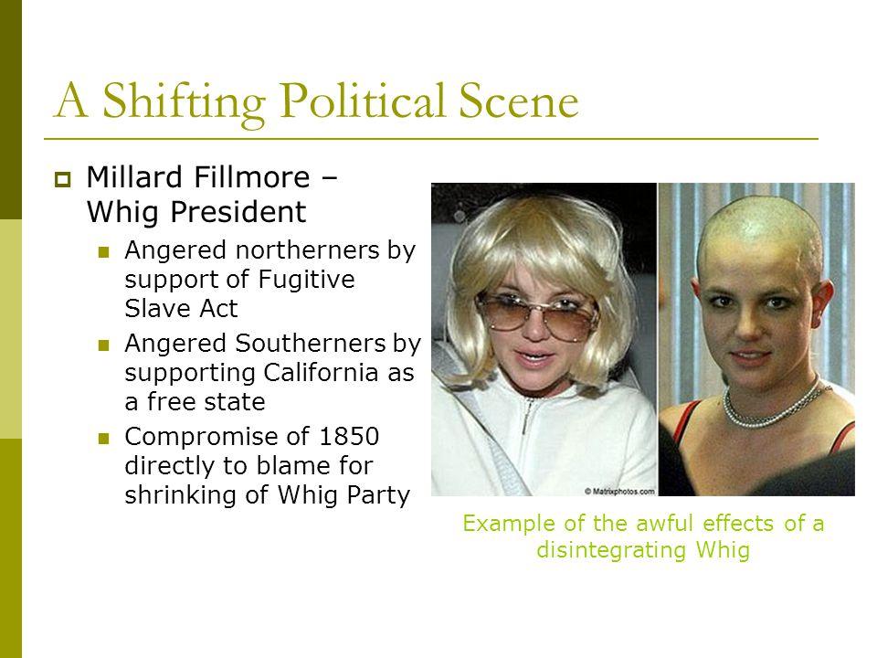 A Shifting Political Scene