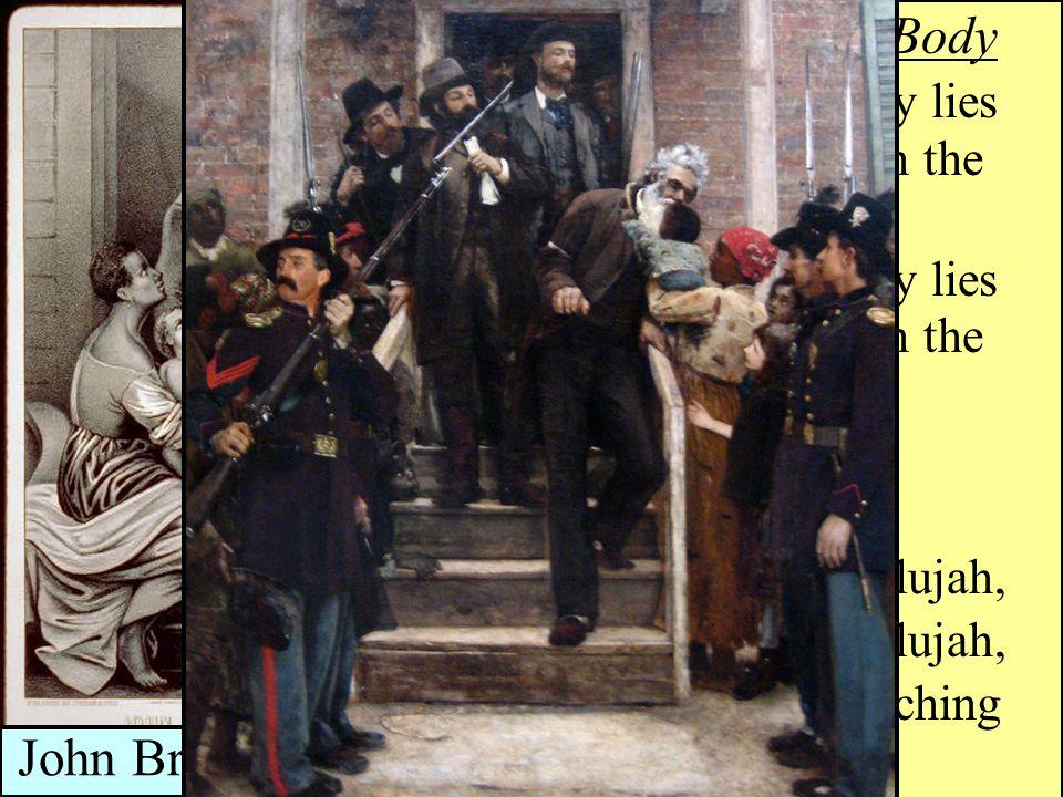 John Brown: Northern Martyr or Southern Villain
