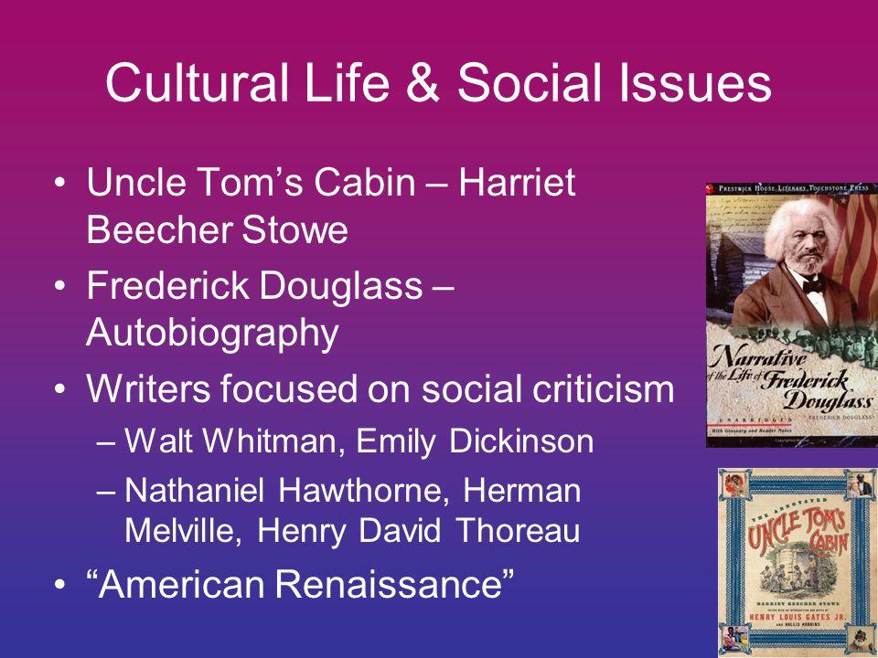 Cultural Life & Social Issues