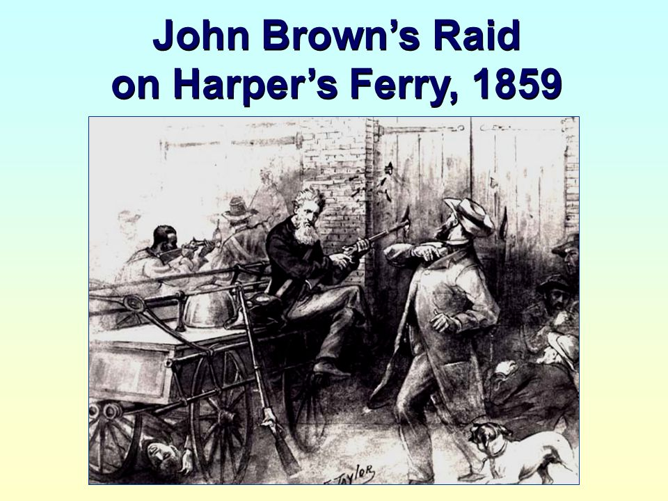 John Brown's Raid on Harper's Ferry, 1859