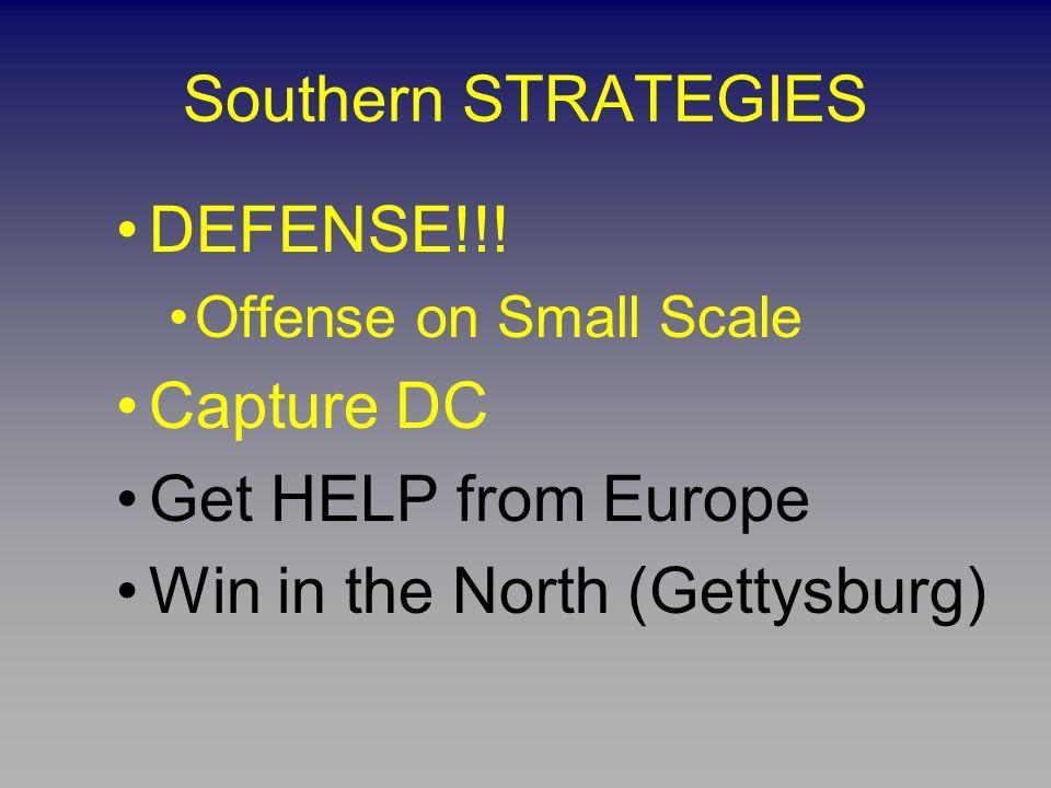Win in the North (Gettysburg)