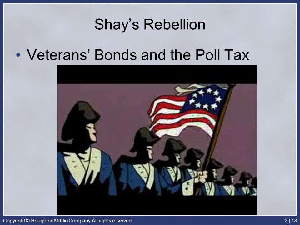 Veterans' Bonds and the Poll Tax