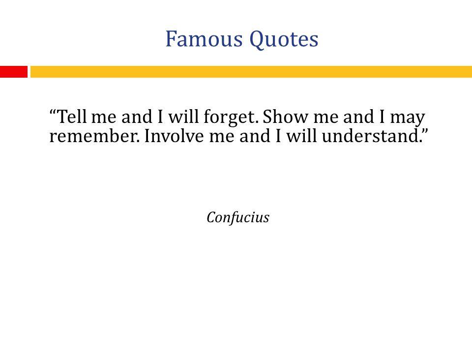 Famous Quotes Confucius