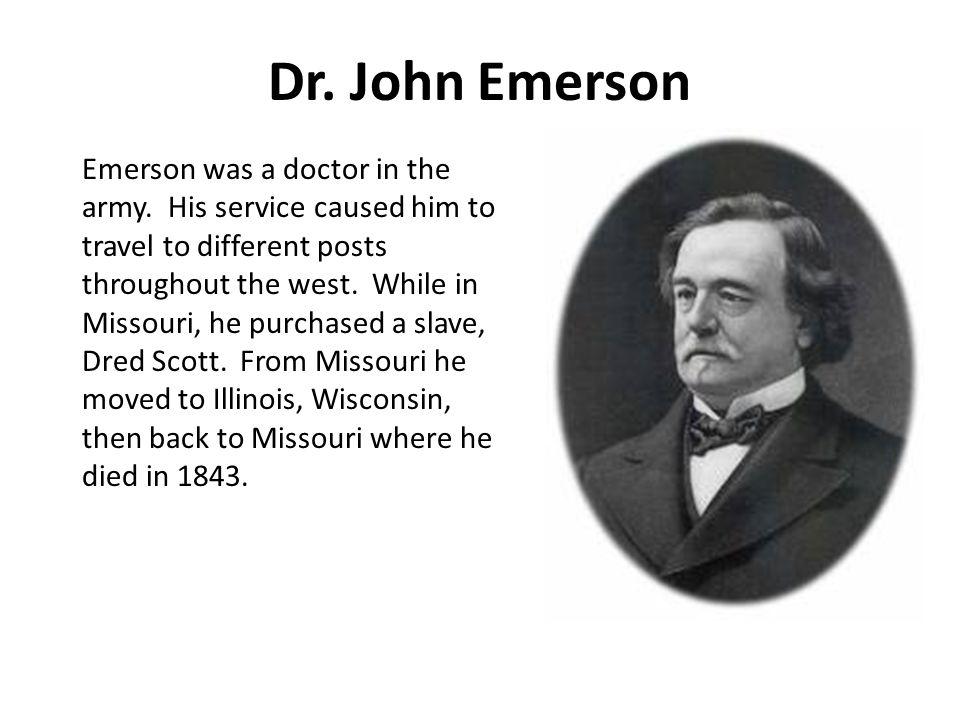 Dr. John Emerson