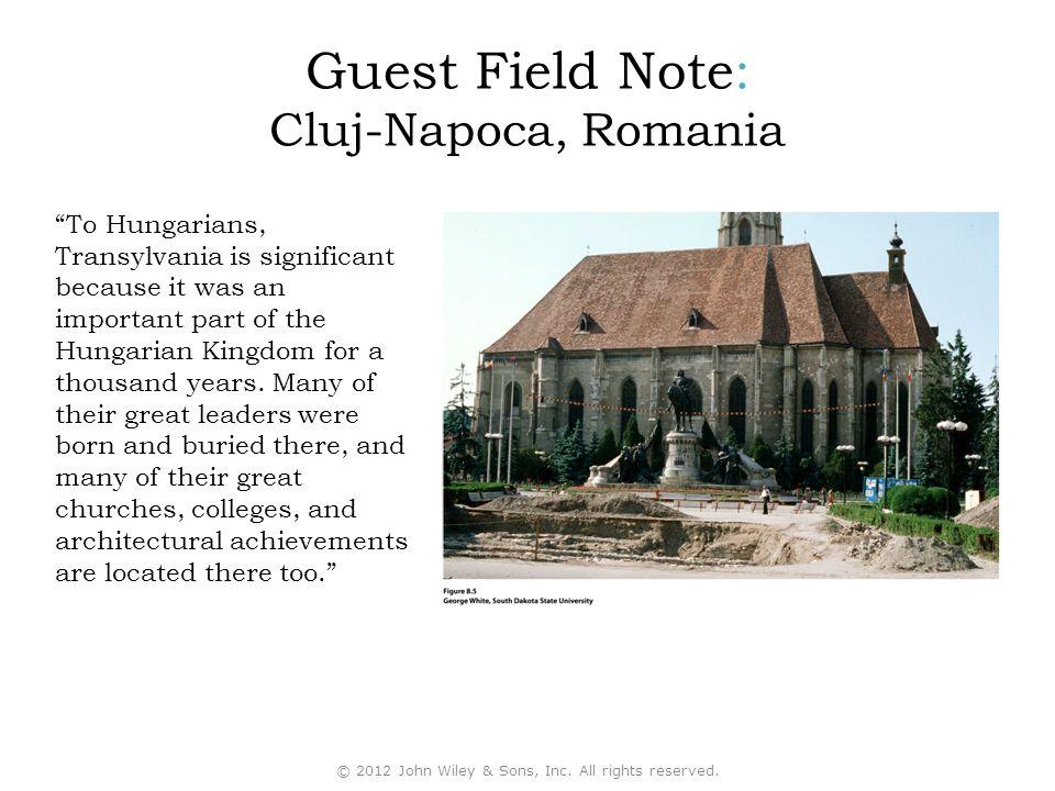 Guest Field Note: Cluj-Napoca, Romania