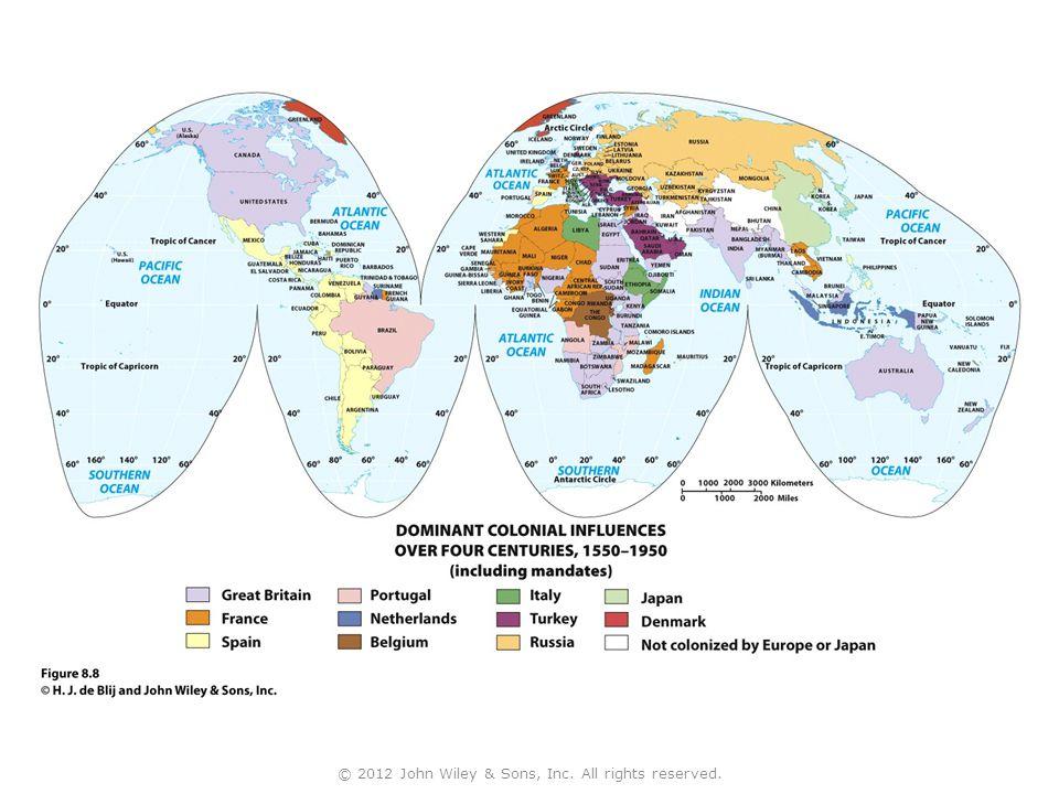 North America Map Quiz Wiley