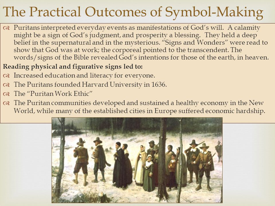 The Practical Outcomes of Symbol-Making