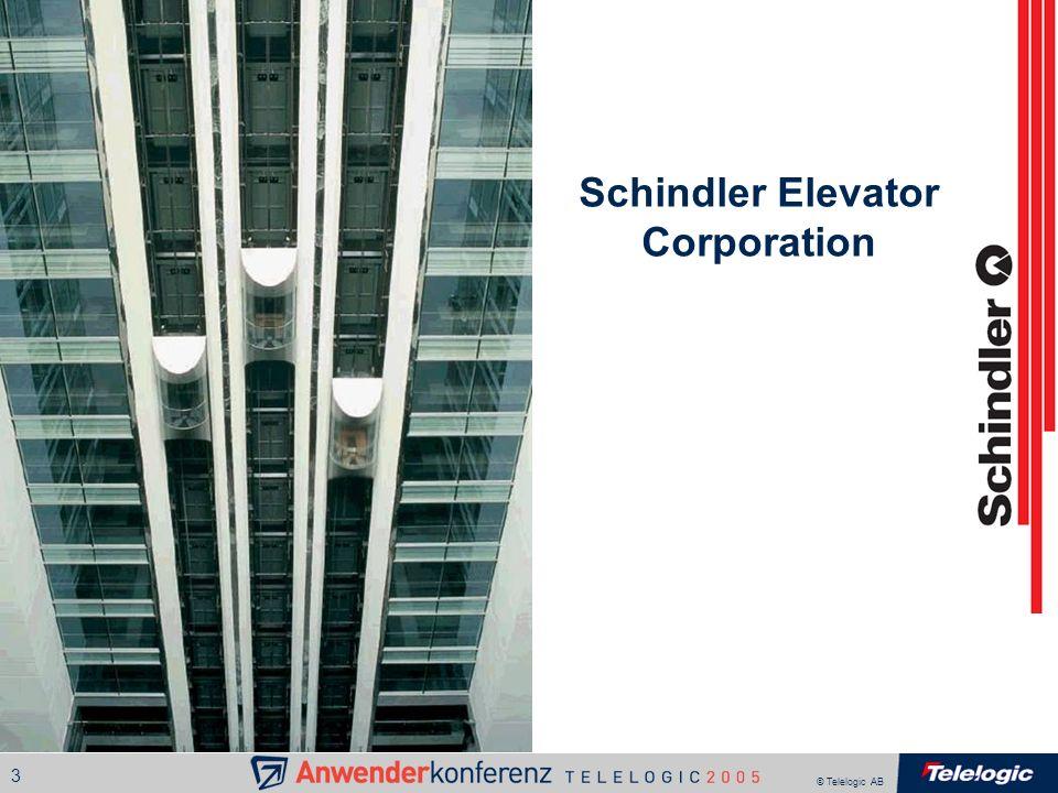 Schindler Elevator Corporation