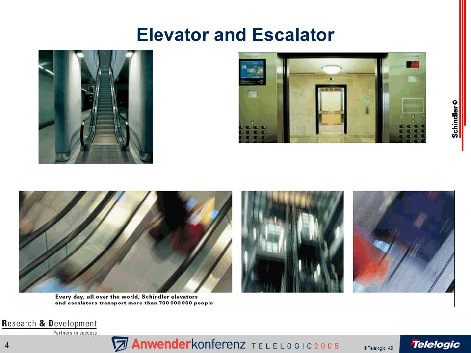 Elevator and Escalator