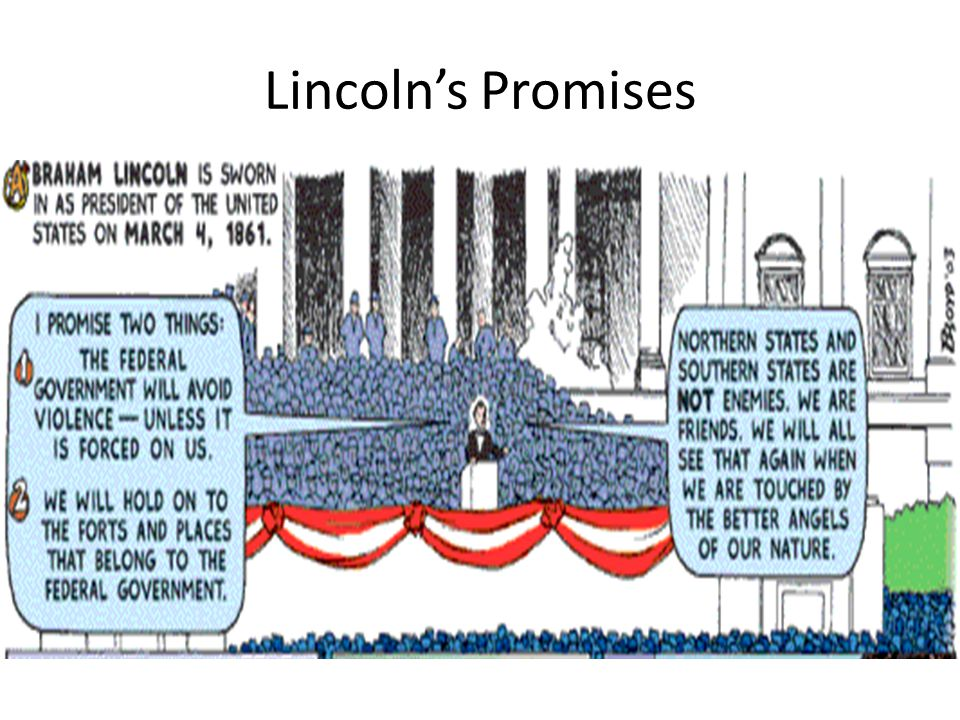 Lincoln's Promises